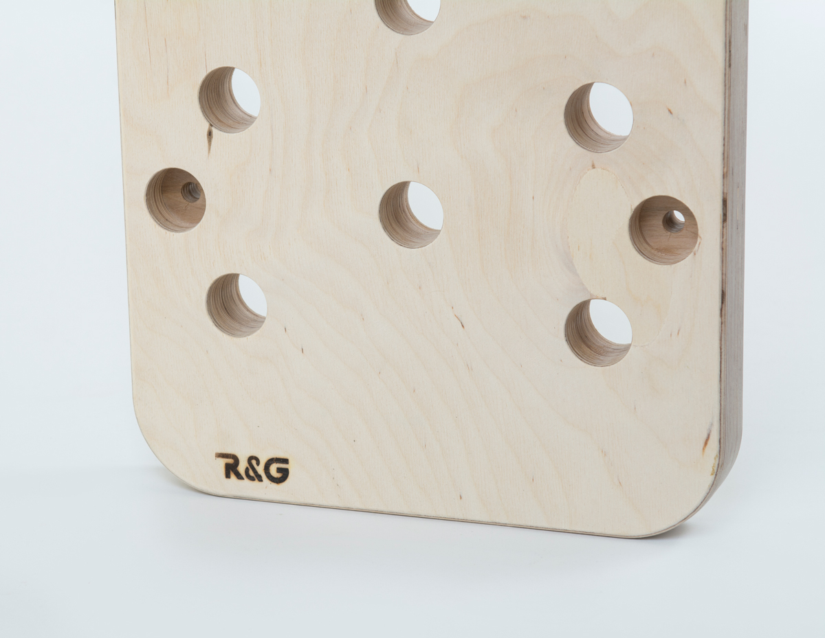 R&G Pegboard Small